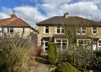 Thumbnail 4 bedroom semi-detached house for sale in Midford Road, Bath
