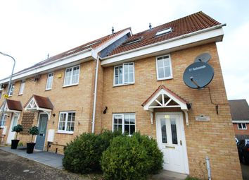 Thumbnail 3 bed end terrace house for sale in Leeds Close, Oakley Vale, Corby