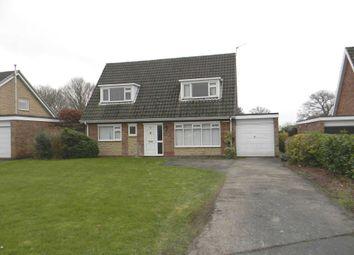 Thumbnail 3 bedroom detached house to rent in Trehampton Drive, Lea, Gainsborough