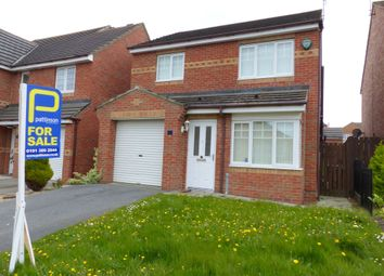 Thumbnail 3 bed detached house for sale in Glenview Close, Pelton Fell, Chester Le Street