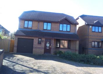 Thumbnail 4 bed detached house to rent in Sewell Wotner Close, Kesgrave