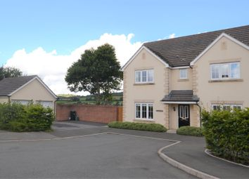 Thumbnail 4 bed detached house for sale in Llwyn Yr Eos, Carmarthen
