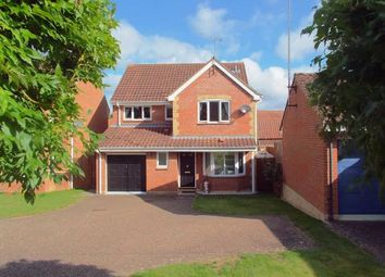 Thumbnail 4 bedroom detached house for sale in Costessey, Norwich, Norfolk