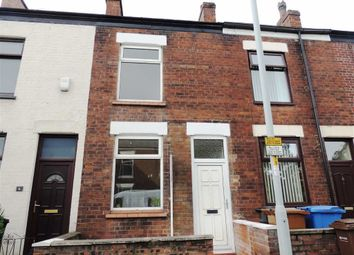 Thumbnail 3 bedroom terraced house for sale in Carrington Road, Vernon Park, Stockport