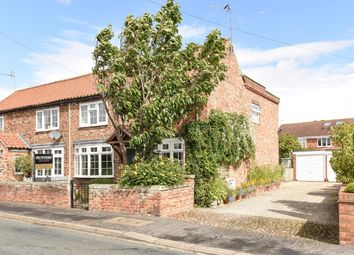 Thumbnail 4 bedroom semi-detached house for sale in Marston Road, Tockwith, York
