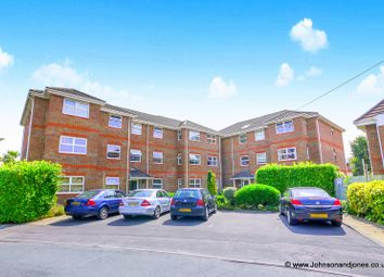 Thumbnail 2 bed flat to rent in Rushmon Court, Chertsey