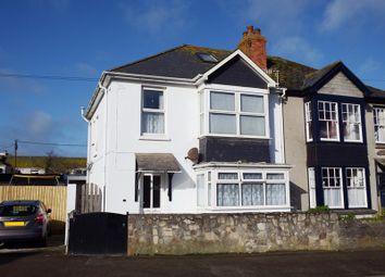 Thumbnail 4 bed semi-detached house for sale in Atlantic Bay, St. Pirans Road, Perranporth
