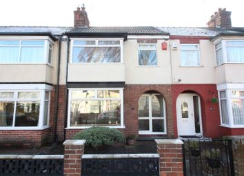 Thumbnail 3 bedroom terraced house for sale in Barrington Avenue, Hull