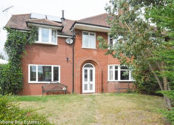 Thumbnail 5 bed semi-detached house for sale in Sutton Grove, Shrewsbury