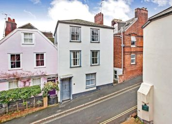 Thumbnail 6 bed terraced house for sale in 8 Northernhay Street, Exeter, Devon