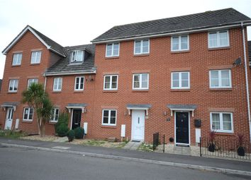 Thumbnail 4 bed terraced house for sale in Vixen Drive, Aldershot, Hampshire