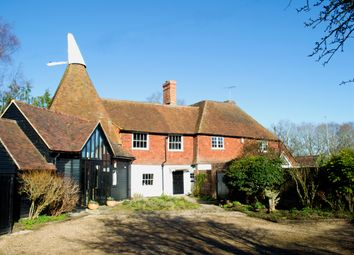 Thumbnail 6 bed farmhouse for sale in Couchman Green Lane, Staplehurst