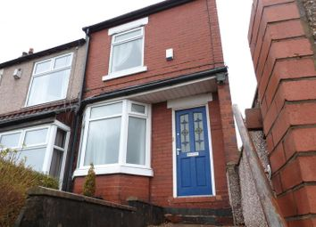 Thumbnail 2 bed end terrace house to rent in Newford Crescent, Stoke-On-Trent