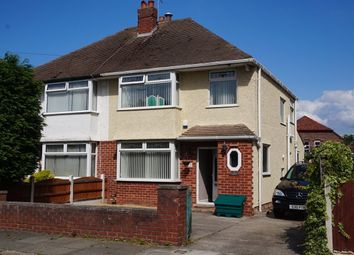 Thumbnail 3 bed semi-detached house for sale in Circular Drive, Wirral