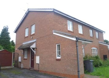 Thumbnail 1 bedroom flat to rent in Bader Road, Perton, Wolverhampton