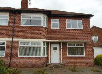 Thumbnail 2 bed flat to rent in Broadway West, Gosforth, Newcastle Upon Tyne