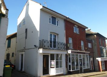Thumbnail 1 bedroom flat for sale in Market Street, North Walsham