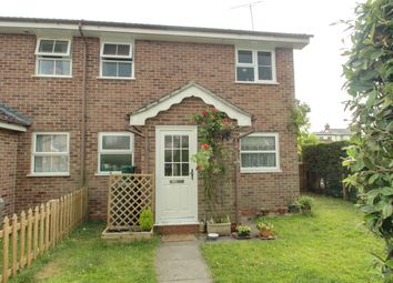 Thumbnail 1 bed maisonette for sale in Vernon Close, Ottershaw, Surrey