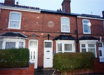 Thumbnail 2 bed terraced house for sale in Parker Street, Walsall