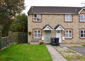Thumbnail 2 bed end terrace house for sale in Chester Way, Cepen Park South, Chippenham, Wiltshire