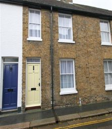 Thumbnail 2 bed cottage to rent in Vicarage Lane, Sandwich