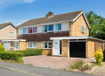 Thumbnail 3 bedroom semi-detached house for sale in Westbury Road, St. Ives, Huntingdon