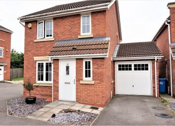 Thumbnail 3 bedroom detached house for sale in Halecroft Park, Kingswood, Hull