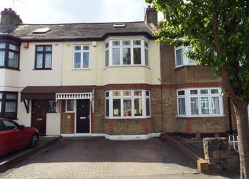 Thumbnail 4 bed terraced house for sale in Strathmore Gardens, Hornchurch