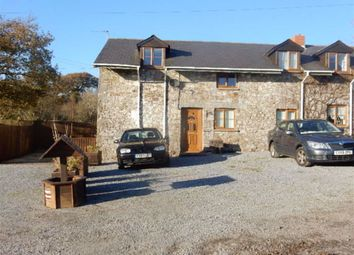 Thumbnail 3 bed cottage for sale in Llandyfan, Ammanford