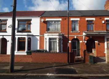 Thumbnail 3 bedroom terraced house for sale in Durbar Avenue, Coventry
