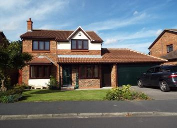 Thumbnail 4 bed detached house for sale in Tameside, Stokesley, Middlesbrough, North Yorkshire