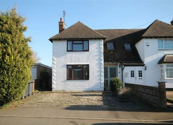 Thumbnail 3 bed semi-detached house for sale in Close Road, Pavenham, Bedford