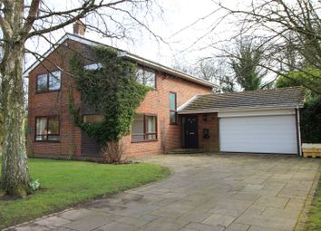 Thumbnail 4 bed detached house for sale in Hawthorns Grove, West Derby, Liverpool, Merseyside
