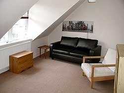 Thumbnail 2 bed flat to rent in Broughton Street, New Town, Edinburgh