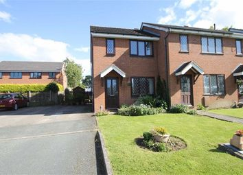 Thumbnail 2 bedroom end terrace house to rent in The Maitlands, Dorrington, Shrewsbury