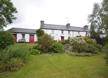 Thumbnail 4 bedroom detached house for sale in Tynreithyn, Tregaron