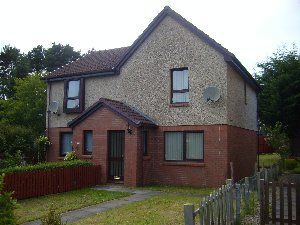 Thumbnail 2 bed semi-detached house to rent in Fulmar Road, Moray, Lossiemouth