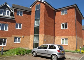 Thumbnail 2 bed flat for sale in Orton Place, Earl Shilton, Leicester