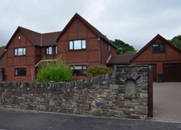 Thumbnail 5 bed property for sale in St Davids Park, Water Street, Margam, Port Talbot.