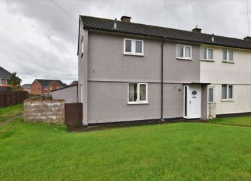 Thumbnail 3 bed end terrace house for sale in Coronation Drive, Frizington