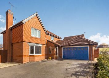 Thumbnail 4 bed detached house for sale in Kingsdale Grove, Chellaston, Derby, Derbyshire