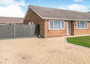 Thumbnail 3 bed semi-detached bungalow for sale in Beach Road, Scratby, Great Yarmouth