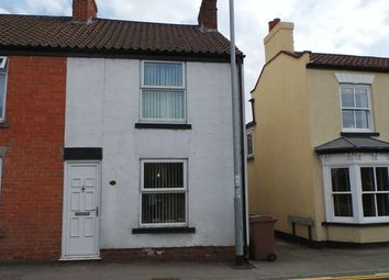 Thumbnail 2 bed end terrace house for sale in Main Street, Bubwith, Selby