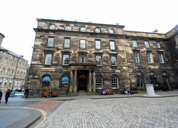 Thumbnail 1 bed flat for sale in Parliament Square, Edinburgh