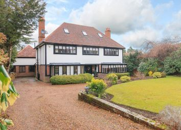 Thumbnail 6 bed detached house to rent in Sandy Holt, Fairmile Avenue, Cobham