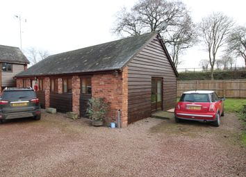 Thumbnail 2 bedroom detached bungalow to rent in Barn End, Smallbrook Lodge, Clehonger, Hereford