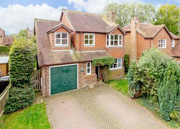 Thumbnail 4 bedroom detached house for sale in Newlyns Meadow, Alkham, Dover
