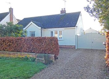 Thumbnail 2 bed detached bungalow for sale in The Green, Tostock, Bury St Edmunds