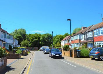 Thumbnail 3 bed terraced house to rent in Arnold Avenue West, Enfield