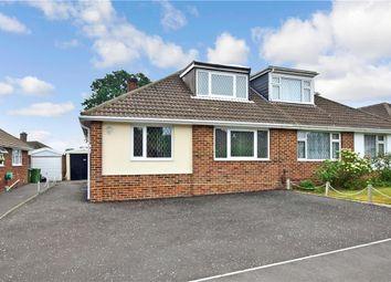 Woodvale, Fareham, Hampshire PO15. 3 bed semi-detached bungalow